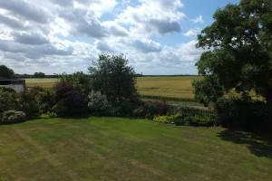 From the window of Field View Greenfield Farm B&B