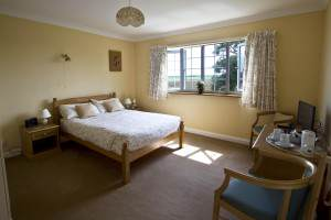 Field View Double room with en suite