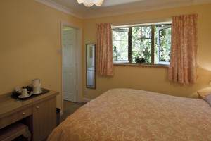 Pond View Double room with en suite